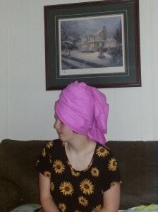 bekah towel